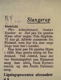 Gustafs nekrolog 1954
