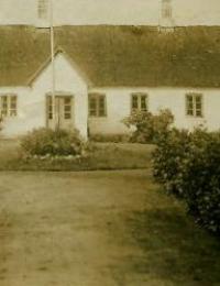 Mou Høstemark Hovedgård 1900